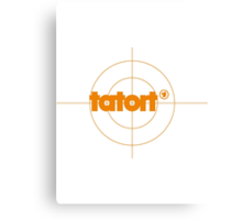 Tatort - Crime Scene Canvas Print
