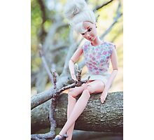 Barbie Photographic Print