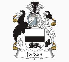 Jordan Coat of Arms (Irish) by coatsofarms