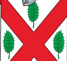 Keating Coat of Arms (Irish) Sticker