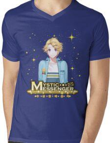 Yoosung★ Mens V-Neck T-Shirt