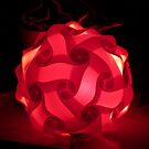 My red lamp by bubblehex08