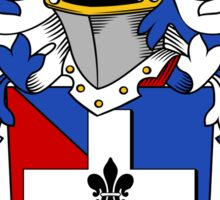 Keenan Coat of Arms (Irish) Sticker