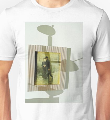 Love Shadow - Victorian Modernism Unisex T-Shirt