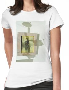 Love Shadow - Victorian Modernism Womens Fitted T-Shirt