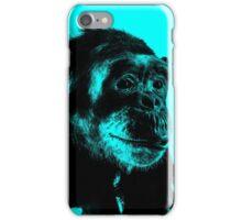 Chimp No 14 iPhone Case/Skin