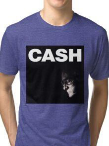 Johnny Cash - The Man Comes Around Tri-blend T-Shirt