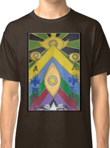 .A Pleasant Arrangement of Icons and Colours #1. Classic T-Shirt