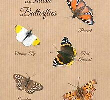 British Butterflies by MandyJervis