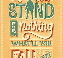 Make a stand by Risa Rodil