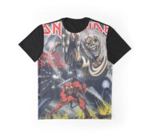 Iron Maiden - Number of the Beast Graphic T-Shirt
