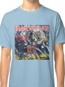 Iron Maiden - Number of the Beast Classic T-Shirt