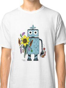 Lina The Robot Classic T-Shirt