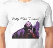Slutty Witch Costume Unisex T-Shirt