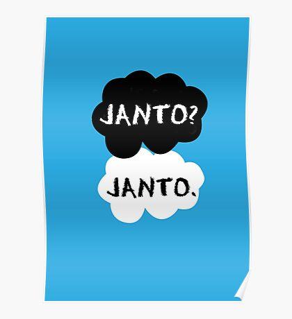 Janto - TFIOS Poster