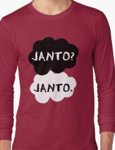 Janto - TFIOS Long Sleeve T-Shirt