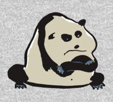 panda bear One Piece - Long Sleeve