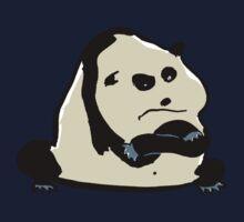 panda bear One Piece - Short Sleeve