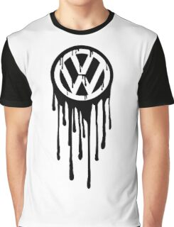 Volkswagen blood. Graphic T-Shirt