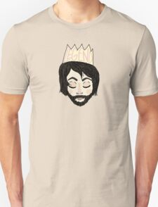 Paul McCartney legend crown head Unisex T-Shirt