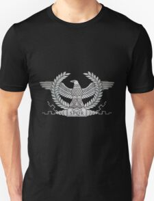 Roman Silver Eagle Unisex T-Shirt