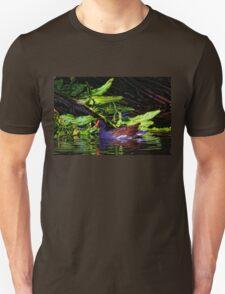 The Common Gallinule Unisex T-Shirt