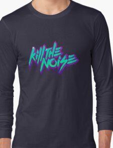 Kill the Noise logo Long Sleeve T-Shirt