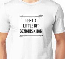 Genghis Khan Unisex T-Shirt