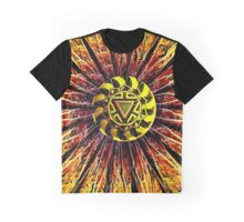 Solar Plexus (Bursting Sun) Graphic T-Shirt