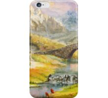 Sintra - Where love & enchantment springs.... iPhone Case/Skin