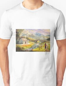 Sintra - Where love & enchantment springs.... Unisex T-Shirt