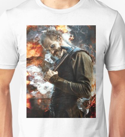 Floki- Fire and ash Unisex T-Shirt