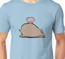 two pigs Unisex T-Shirt