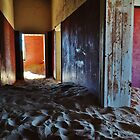 Swallowed by sand by Karen01