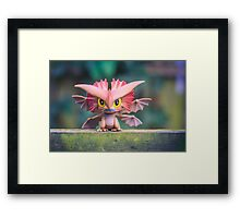 How to Train Your Dragon - Cloudjumper Mini Figurine Framed Print