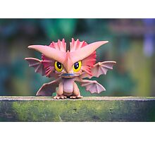 How to Train Your Dragon - Cloudjumper Mini Figurine Photographic Print