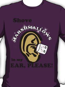 Marshmallows Make Me Tingle VL #21 (Kawaii) T-Shirt