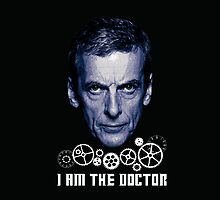 I Am The Doctor by Towerjunkie