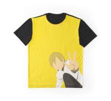 Masaomi Kida (Simplistic) Graphic T-Shirt