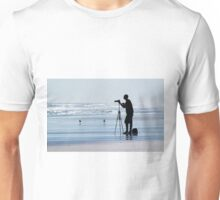Photographing The Photographer Unisex T-Shirt