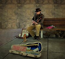 The Fiddlin' Man by debidabble