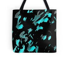 Painter was here - cyan Tote Bag