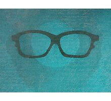 Summer Glasses  Photographic Print