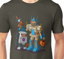 Halloween robot costume Unisex T-Shirt