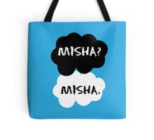 Misha Collins - TFIOS Tote Bag