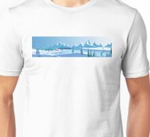 In The Ice Cold North No. 2 Unisex T-Shirt
