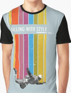 Fall with Style Graphic T-Shirt