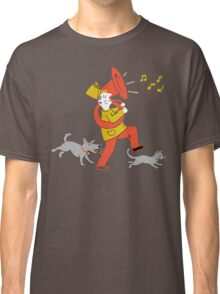 Mid Century Marching Band Parade Classic T-Shirt