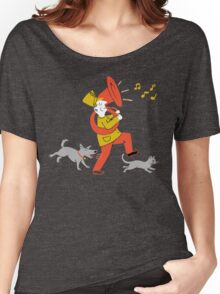 Mid Century Marching Band Parade Women's Relaxed Fit T-Shirt