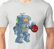 Halloween robot boy costume Unisex T-Shirt